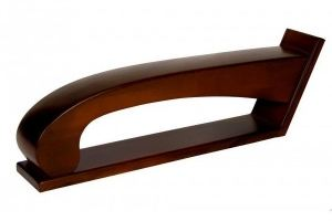 Деревянный подлокотник №13 - Оптовый поставщик комплектующих «Лаама»