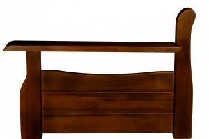 Деревянный подлокотник №14 - Оптовый поставщик комплектующих «Лаама»