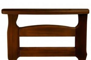 Деревянный подлокотник №18 - Оптовый поставщик комплектующих «Лаама»