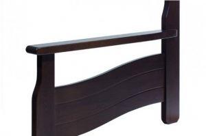 Деревянный подлокотник №21 - Оптовый поставщик комплектующих «Лаама»