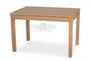 Деревянный стол из массива Стол ST Деметра - Мебельная фабрика «СтолБери»