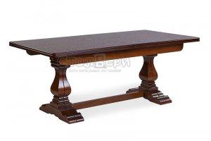Деревянный стол из массива Стол ST Империо - Мебельная фабрика «СтолБери»