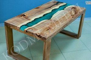 Деревянный стол из ясеня - Мебельная фабрика «KODMI-мебель»