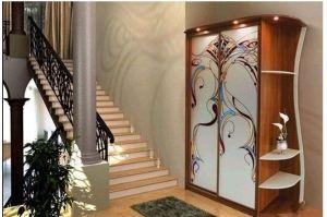 Дешевый шкаф-купе Вамант - Мебельная фабрика «Магия кухни»