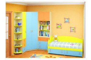 Детская 01 - Мебельная фабрика «Модерн»