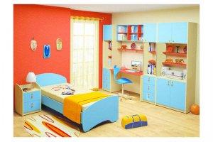 Детская 03 - Мебельная фабрика «Модерн»