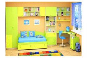 Детская 04 - Мебельная фабрика «Модерн»