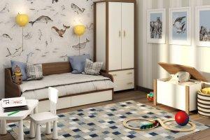 Детская мебель 14 - Мебельная фабрика «МЭРДЭС»