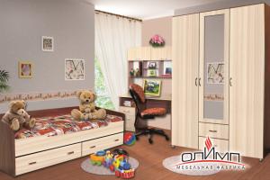 Детская мебель - Мебельная фабрика «Олимп»