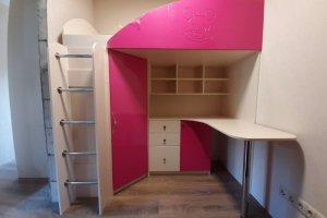 Детская кровать-чердак - Мебельная фабрика «Мебель Миру»