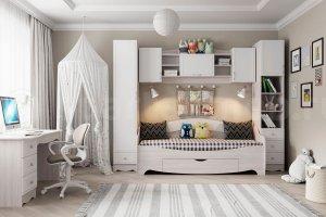 Детская мебель Акварель - Мебельная фабрика «Олеся»