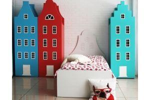 Детская Амстердам - Мебельная фабрика «Мандарин»