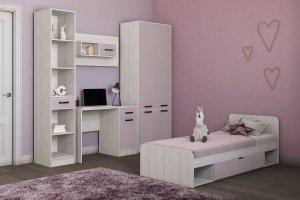 Детская Ассоль подростковая модульная - Мебельная фабрика «Северин»