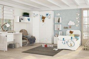 Детская Baby Мишка Boy - Мебельная фабрика «Клюква»