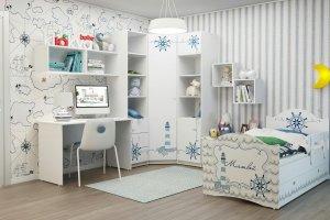 Детская Baby Морячок - Мебельная фабрика «Клюква»