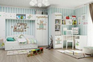 Детская Baby Потапыч - Мебельная фабрика «Клюква»