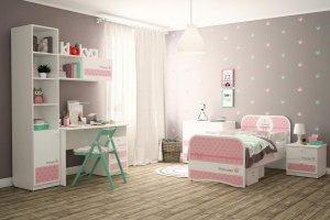 Детская Baby Princess - Мебельная фабрика «Клюква»