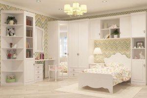 Детская большая Итальянский мотив - Мебельная фабрика «Крафт»