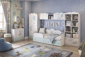 Детская Бонни - Мебельная фабрика «Мебельсон»