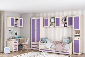 Детская Бриз 1 - Мебельная фабрика «Ваша мебель»