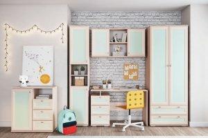 Детская Бриз 2 - Мебельная фабрика «Ваша мебель»