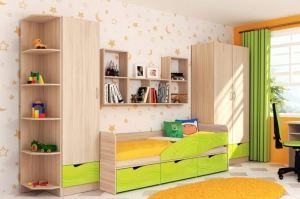 Детская МДФ Бриз 2 - Мебельная фабрика «ДИАЛ»