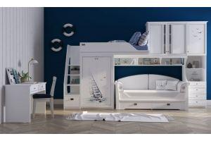 Детская CALYPSO 1 - Мебельная фабрика «Клюква»