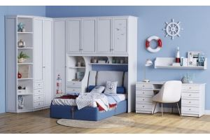 Детская CALYPSO 2 - Мебельная фабрика «Klюkva»