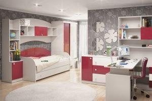 Детская цветная Юонна - Мебельная фабрика «Люкс-С»