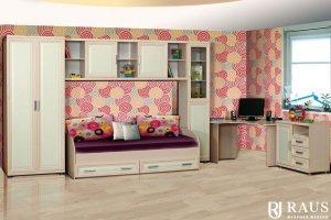 Детская Дана 9 - Мебельная фабрика «РАУС»