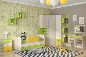 Детская Дарина 33 - Мебельная фабрика «Уют Сервис»