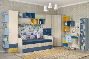 Детская Дарина 35 - Мебельная фабрика «Уют Сервис»