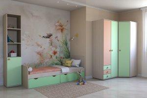 Детская Денди 1 - Мебельная фабрика «Калина»