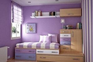 Детская для девочек - Мебельная фабрика «Перспектива»