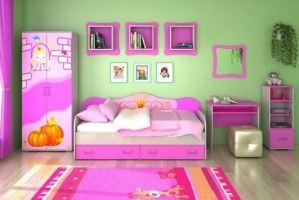 Детская для девочек Принцесса - Мебельная фабрика «КамиАл»