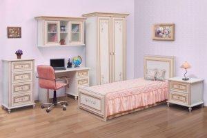 Детская для девочки Версаль - Мебельная фабрика «Люкс-С»