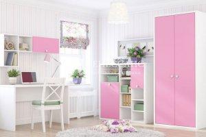Детская для девочки Леди - Мебельная фабрика «Ренессанс», г. Кузнецк