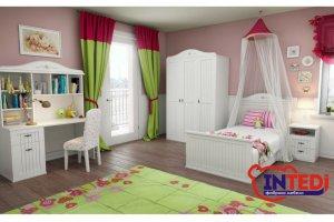 Детская для девочки Николь - Мебельная фабрика «Интеди»