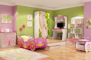 Детская для девочки Принцесса - Мебельная фабрика «Натали»