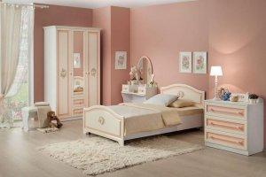 Детская для девочки Бася - Мебельная фабрика «Люкс-С»