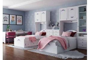 Детская для двоих детей Белоснежка - Мебельная фабрика «Инволюкс»