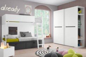 Детская для двух детей Оригами 48 - Импортёр мебели «Piccoly»