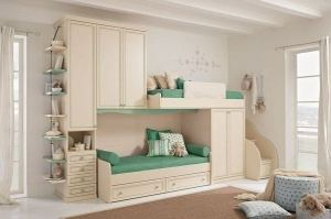 Детская для двух детей Марта - Мебельная фабрика «Люкс-С»