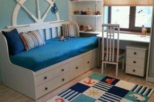 Детская для мальчика в морском стиле - Мебельная фабрика «Мебель +5»