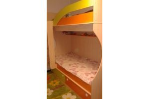 Детская двухъярусная кровать 15 134 - Мебельная фабрика «Святогор Мебель»