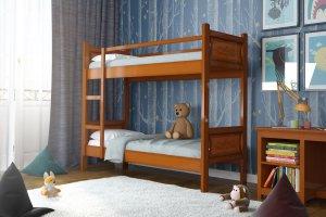 Детская двухъярусная кровать Даша - Мебельная фабрика «DM- darinamebel»