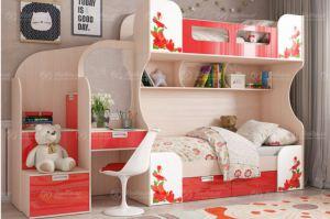 Детская двухъярусная кровать Мечта - Мебельная фабрика «Натали»