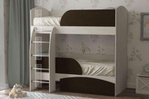 Детская двухъярусная кровать Омега - Мебельная фабрика «Вавилон58»