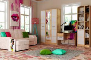 Детская Фанк-11 - Мебельная фабрика «Сильва»