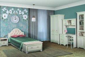 Детская Флора 1 - Мебельная фабрика «Яна»